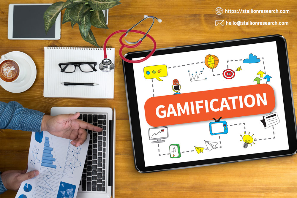 Gamification of healthcare
