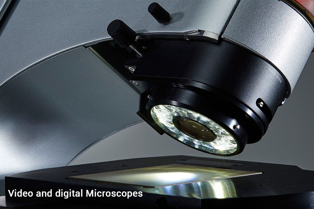 Video and digital Microscopes