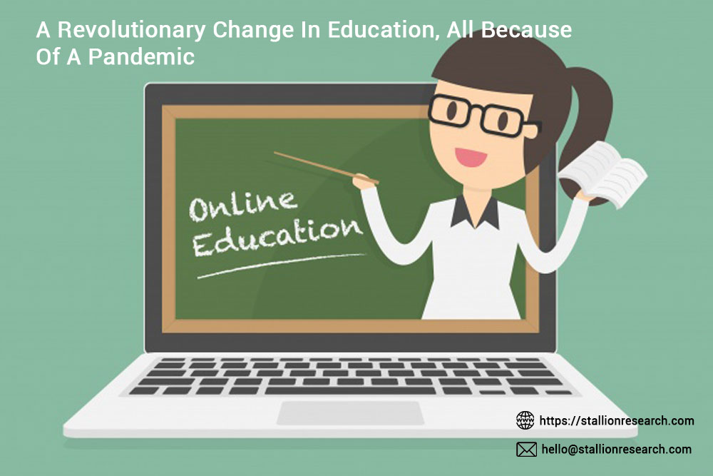 A Revolutionary Change In Education